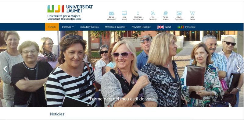 web mayores.uji.es