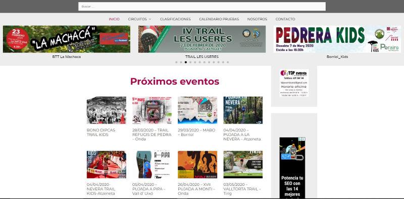 web tdpevents.com